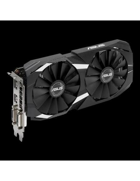 ASUS GTX1050TI-DC2O4G NVIDIA GeForce GTX 1050 Ti 4 GB GDDR5 Asustek 90YV0A32-M0NA00 - 7