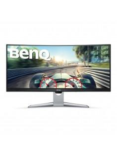 "Benq EX3501R 88.9 cm (35"") 3440 x 1440 pikseliä UltraWide Quad HD LED Harmaa Benq 9H.LGJLA.TSE - 1"