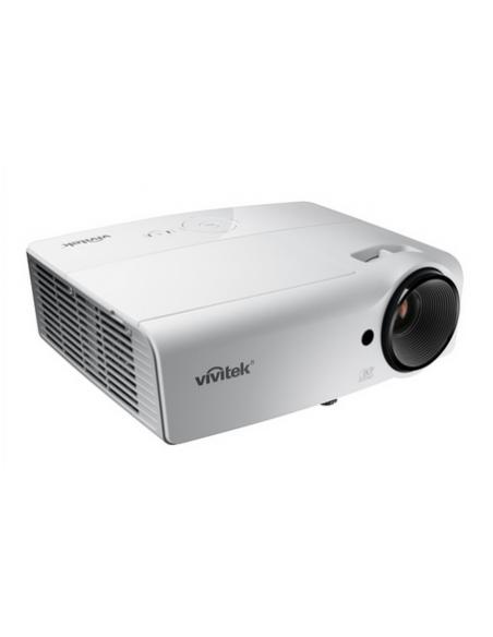 Vivitek D551 data projector Portable 3000 ANSI lumens DLP XGA (1024x768) White Vivitek D551 - 2