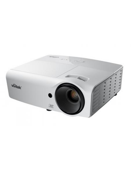 Vivitek D551 data projector Portable 3000 ANSI lumens DLP XGA (1024x768) White Vivitek D551 - 3