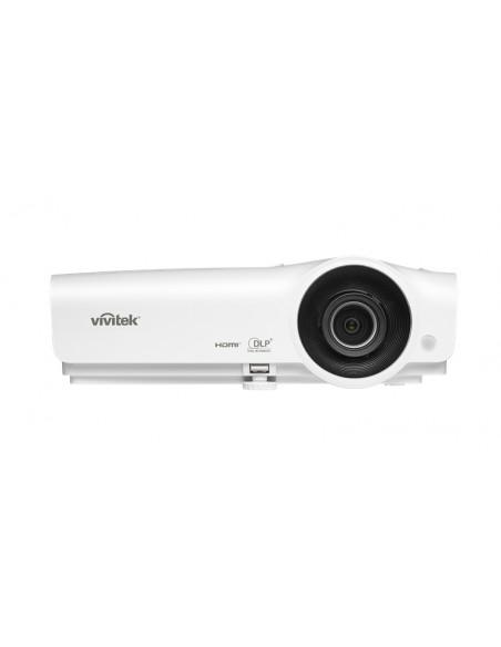 Vivitek DH268 data projector Portable 3500 ANSI lumens DLP 1080p (1920x1080) 3D White Vivitek DH268 - 1