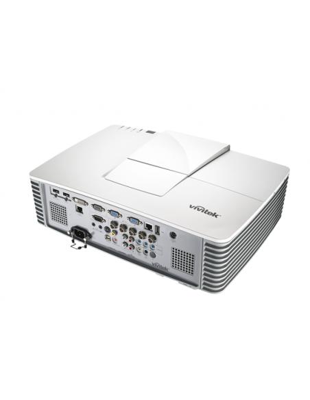 Vivitek DH3331 data projector Desktop 5000 ANSI lumens DLP WUXGA (1920x1200) 3D White Vivitek DH3331 - 2