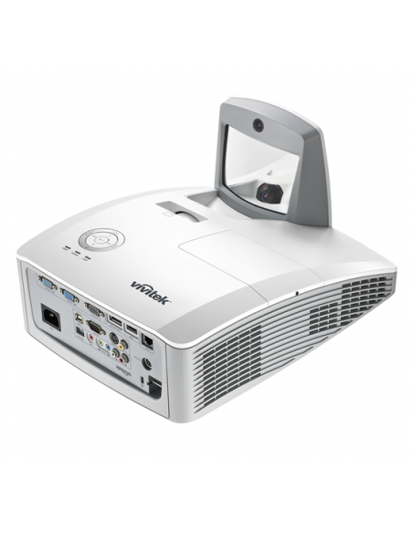 Vivitek DH759USTi data projector Desktop 3500 ANSI lumens DLP WUXGA (1920x1200) White Vivitek DH759USTi - 8