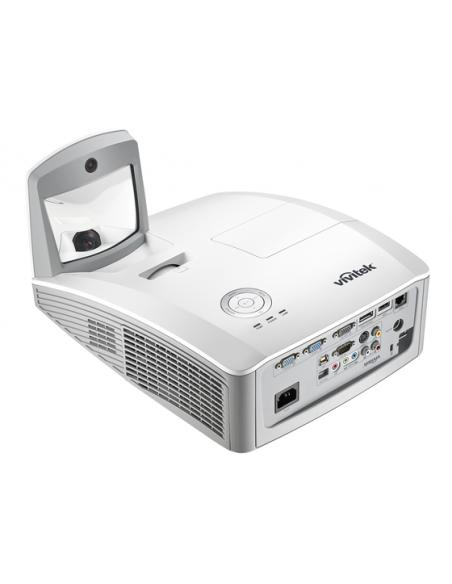 Vivitek DH759USTi data projector Desktop 3500 ANSI lumens DLP WUXGA (1920x1200) White Vivitek DH759USTi - 9