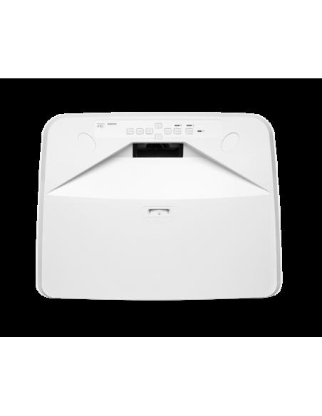 Vivitek DH768Z-UST data projector Desktop 3100 ANSI lumens DLP 1080p (1920x1080) 3D Black, White Vivitek DH768Z-UST - 3