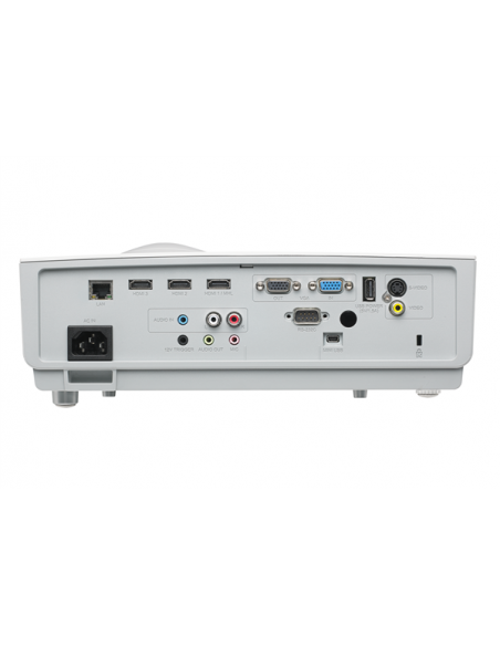 Vivitek DH833 data projector Desktop 4500 ANSI lumens DLP 1080p (1920x1080) White Vivitek DH833 - 3