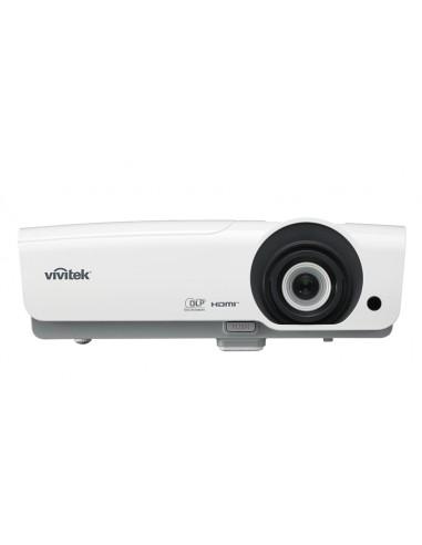 Vivitek DH976-WT data projector Desktop 4800 ANSI lumens DLP 1080p (1920x1080) 3D White Vivitek DH976-WT - 1