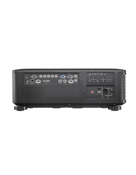 Vivitek DU8193Z-BK data projector Desktop 12000 ANSI lumens DLP WUXGA (1920x1200) 3D Black Vivitek DU8193Z-BK - 7