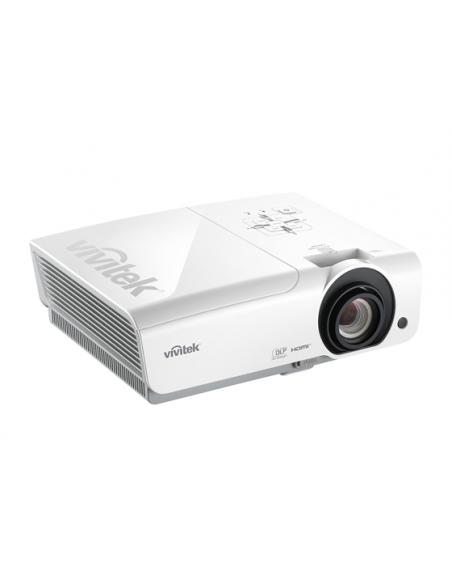 Vivitek DU978-WT data projector Desktop 5000 ANSI lumens DLP WUXGA (1920x1200) Grey, White Vivitek DU978-WT - 3