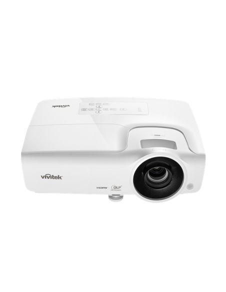 Vivitek DW265 data projector Desktop 3500 ANSI lumens DLP WXGA (1280x800) 3D White Vivitek DW265 - 2