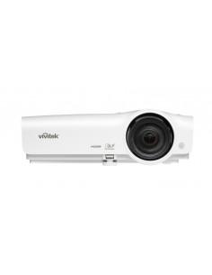 Vivitek DW282-ST dataprojektori Pöytäprojektori 3200 ANSI lumenia DLP WXGA (1280x800) 3D Valkoinen Vivitek DW282-ST - 1