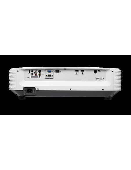 Vivitek DW763Z-UST data projector Desktop 4000 ANSI lumens DLP WXGA (1280x800) 3D White Vivitek DW763Z-UST - 9