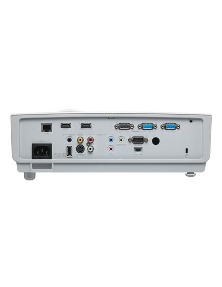 Vivitek DW832 data projector Desktop 5000 ANSI lumens DLP WXGA (1280x800) Grey, White Vivitek DW832 - 4
