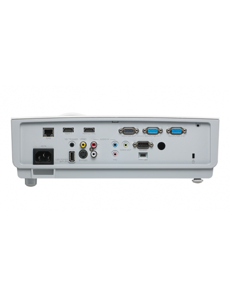 Vivitek DW832 data projector Desktop 5000 ANSI lumens DLP WXGA (1280x800) Grey, White Vivitek DW832-EDU - 4