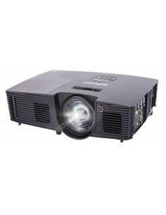 Infocus IN112XV data projector Desktop 3400 ANSI lumens DLP SVGA (800x600) Black Infocus IN112XV - 1