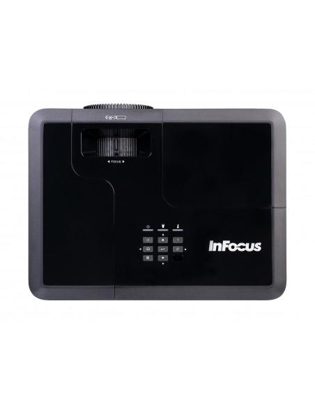 Infocus IN136 WXGA dataprojektori Pöytäprojektori 4000 ANSI lumenia DLP (1280x800) 3D Musta Infocus IN136 - 2