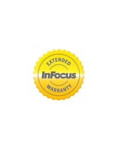 Infocus 2 year Extended Lamp Warranty - IN1XX Projectors Infocus LAMP-EW2YR-V - 1