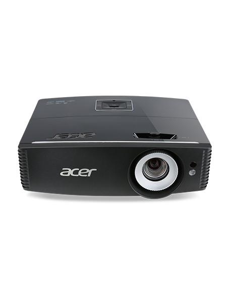 Acer Large Venue P6600 data projector Ceiling-mounted 5000 ANSI lumens DLP WUXGA (1920x1200) 3D Black Acer MR.JMH11.001 - 1