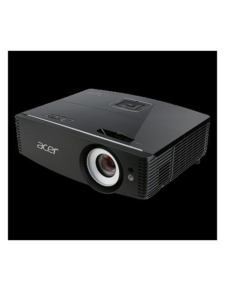 Acer Large Venue P6600 data projector Ceiling-mounted 5000 ANSI lumens DLP WUXGA (1920x1200) 3D Black Acer MR.JMH11.001 - 3
