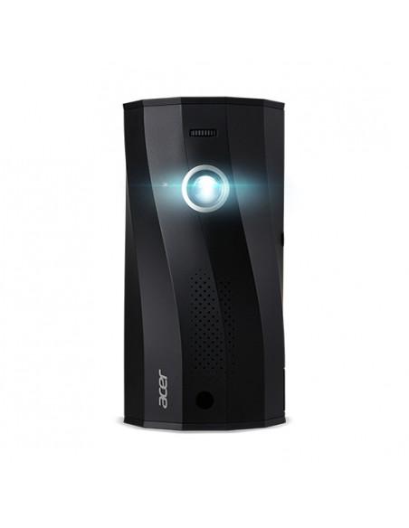 Acer C250i datorprojektorer Portabel projektor 300 ANSI-lumen DLP 1080p (1920x1080) Svart Acer MR.JRZ11.001 - 1