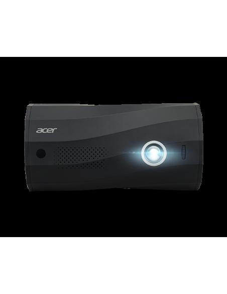 Acer C250i datorprojektorer Portabel projektor 300 ANSI-lumen DLP 1080p (1920x1080) Svart Acer MR.JRZ11.001 - 2