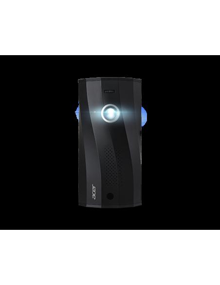 Acer C250i datorprojektorer Portabel projektor 300 ANSI-lumen DLP 1080p (1920x1080) Svart Acer MR.JRZ11.001 - 3