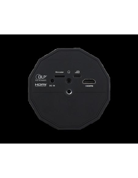 Acer C250i datorprojektorer Portabel projektor 300 ANSI-lumen DLP 1080p (1920x1080) Svart Acer MR.JRZ11.001 - 8