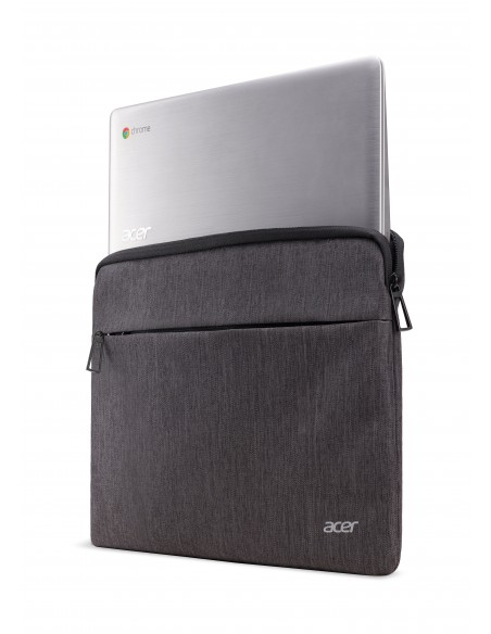 "Acer NP.BAG1A.294 notebook case 35.6 cm (14"") Sleeve Grey Acer NP.BAG1A.294 - 4"