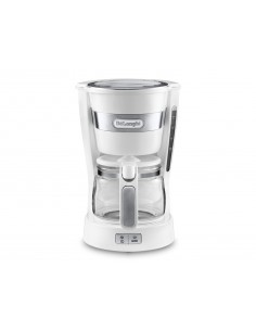 DeLonghi Autentica ICM14011.W coffee maker Fully-auto Drip 0.65 L Delonghi ICM 14011.W - 1