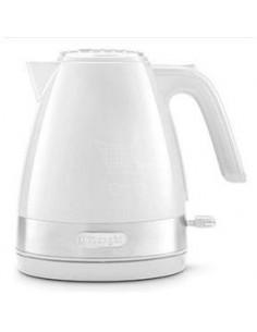 DeLonghi KBLA 2000.W electric kettle 1 L 2000 W White Delonghi KBLA 2000.W - 1