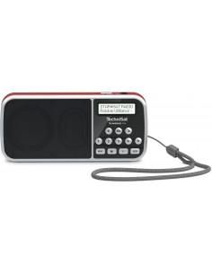 TechniSat 0000/3922 radio Portable Digital Red Technisat 0000/3922 - 1