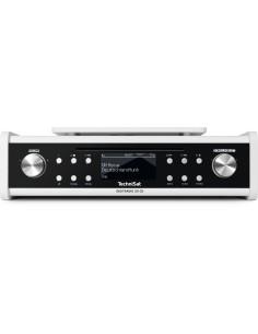 TechniSat DigitRadio 20 CD Personal Analog och digital Vit Technisat 0001/4999 - 1