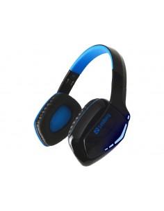 Sandberg Blue Storm Wireless Headset Kuulokkeet Pääpanta Bluetooth Musta, Sininen Sandberg 126-01 - 1
