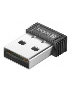 Sandberg Micro WiFi USB Dongle WLAN 150 Mbit/s Sandberg 133-65 - 1