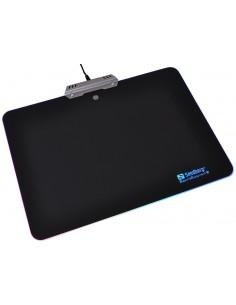 Sandberg Touch RGB Mousepad Aluminium Gaming mouse pad Black Sandberg 520-31 - 1