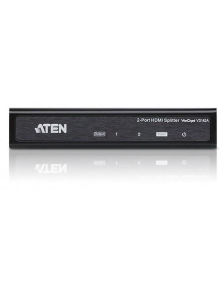 Aten VS182A videohaaroitin HDMI 2x Suomen Addon 254035 - 3