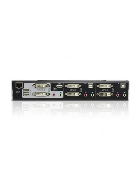 Aten CS1642A KVM switch Rack mounting Black, Silver Suomen Addon 255076 - 3