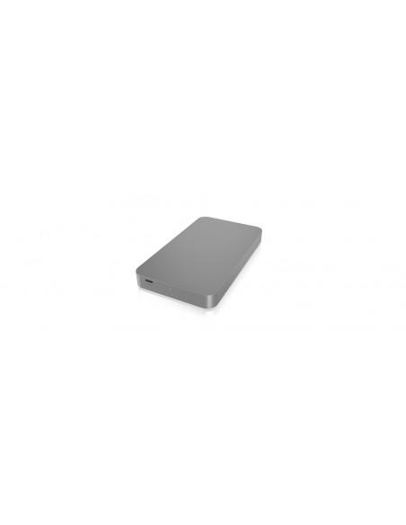 """ICY BOX IB-247-C31 Hölje för lagringsenheter HDD-hölje Antracit 2.5"""" Raidsonic 60426 - 1"""