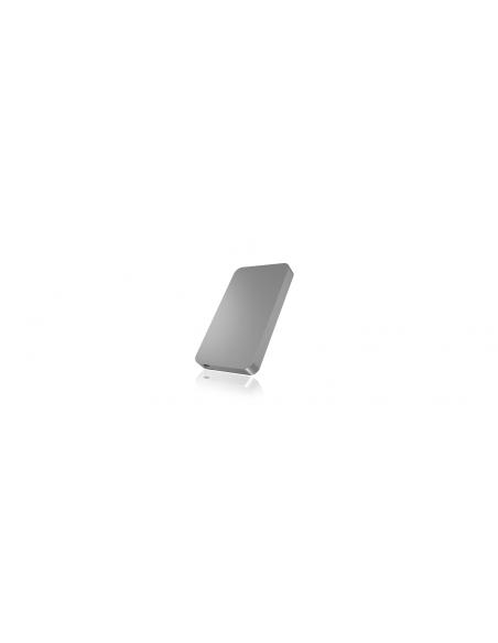 """ICY BOX IB-247-C31 Hölje för lagringsenheter HDD-hölje Antracit 2.5"""" Raidsonic 60426 - 2"""