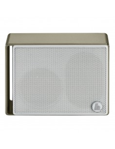 Hama Pocket Steel Mono portable speaker Gold, Silver 3 W Hama 173126 - 1