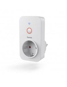 Hama 00176552 socket-outlet White Hama 176552 - 1