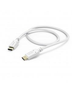 Hama 00183330 USB cable 1 m 2.0 C White Hama 183330 - 1
