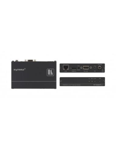 Kramer Electronics TP-580TXR AV-signaalin jatkaja AV-lähetin Musta Kramer 50-80021190 - 1