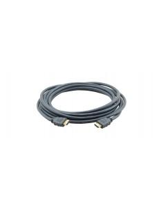 Kramer Electronics C−HM/HM/ETH HDMI-kaapeli 10.7 m HDMI-tyyppi A (vakio) Musta Kramer 97-01213035 - 1