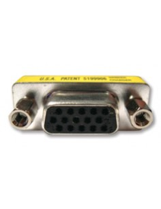 Kramer Electronics 15-pin HD (F/F) Black Kramer 99-9292011 - 1