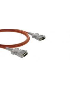 Kramer Electronics DVI, 50m DVI cable DVI-D Grey, Orange Kramer C-AFDM/AFDM-164 - 1