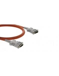 Kramer Electronics DVI-D - DVI-kabel 100 m Orange Kramer C-AFDM/AFDM-328 - 1