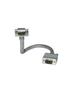 C2G 2m Monitor HD15 M/M cable SCSI-kaapeli Harmaa VGA (D-Sub) C2g 81064 - 1