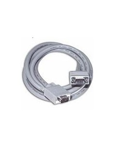 C2G 2m Monitor HD15 M/M cable VGA-kaapeli VGA (D-Sub) Harmaa C2g 81086 - 1