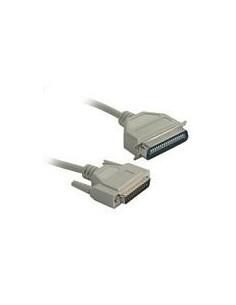 C2G 3m IEEE-1284 DB25/MC36 Cable tulostimen johto Harmaa C2g 81480 - 1
